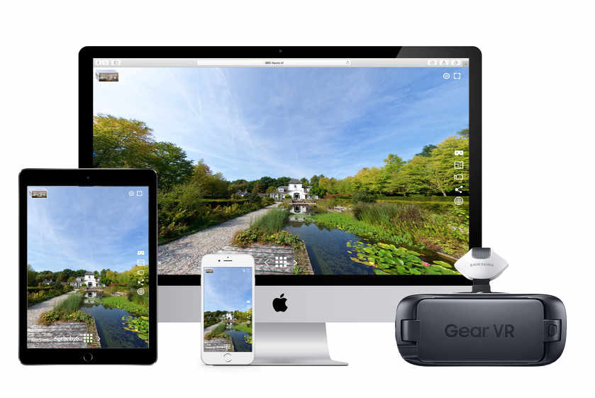 Virtual tours for real estate agents