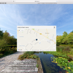 Virtual tour (kaart-functie)