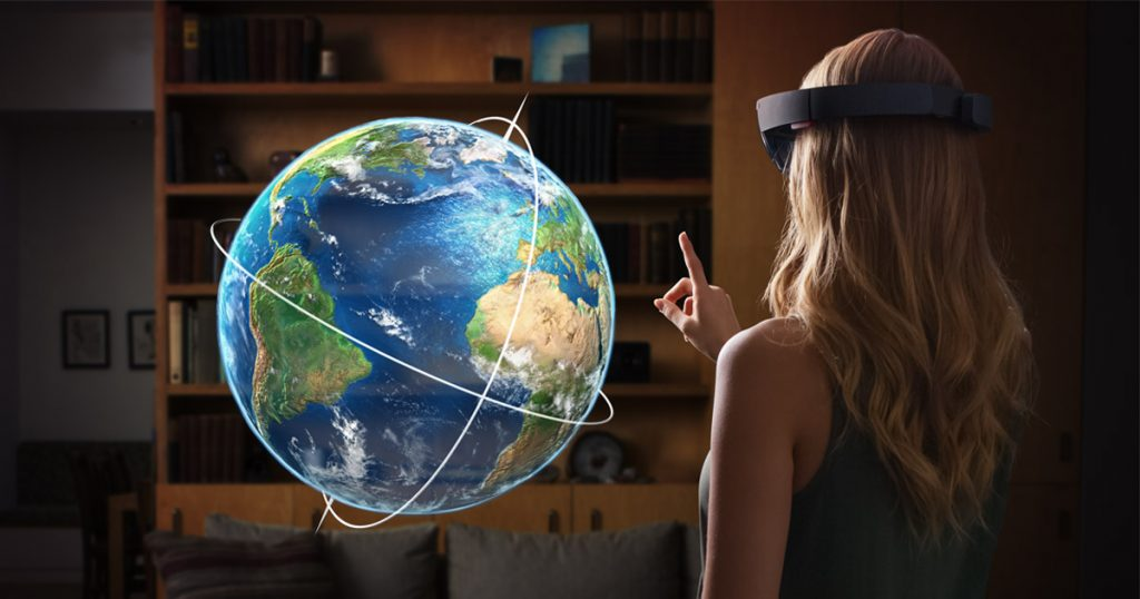 Microsoft Hololens - Mixed Reality