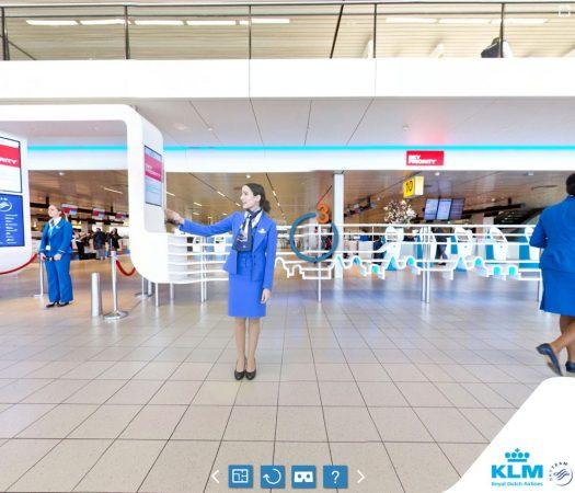 KLM trainer