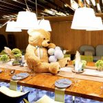 Momo restaurant - Private dining styling