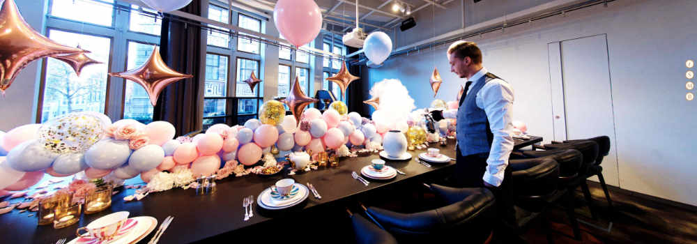 The Duchess 360-presentatie - Private Dining Room (party-setting)